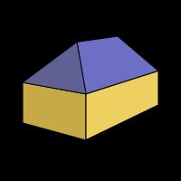 Valbová střecha